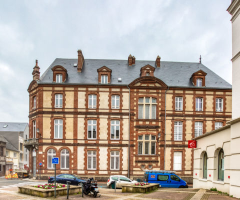 L'ancienne sous-préfecture de l'Eure est à vendre aux enchères